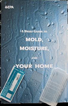 FREE Lift Tape Mold Analysis Kit + S&H